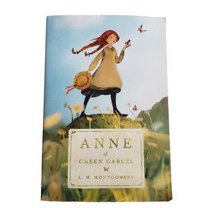 ANNE OF GREEN GABLES by .LM. Montgomery
